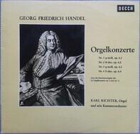 Händel - Orgelkonzerte