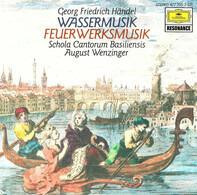 Händel - Feuerwerksmusik / Wassermusik