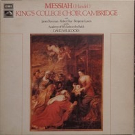Georg Friedrich Händel , Elizabeth Harwood , Janet Baker , Paul Esswood , Robert Tear , Raimund Her - Messiah