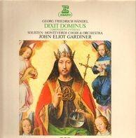 Händel - The Monteverdi Choir & Orchestra - Dixit Dominus - Coronation Anthem N°1