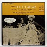 Georg Friedrich Händel - Irmgard Seefried · Dietrich Fischer-Dieskau , Karl Böhm - Julius Caesar