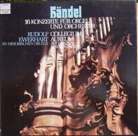 Händel - 16 Konzerte für Orgel und Orchester