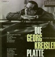 Georg Kreisler - Die Georg Kreisler Platte
