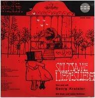 Georg Kreisler - Seltsame Liebeslieder