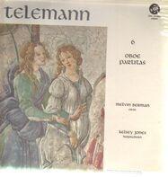 Telemann, Berman, Jones - 6 Oboe Partitas