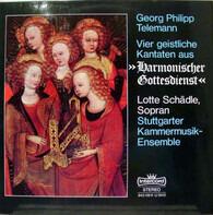 Georg Philipp Telemann - Harmonischer Gottesdienst