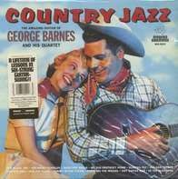 George Barnes - Country Jazz -Coloured-