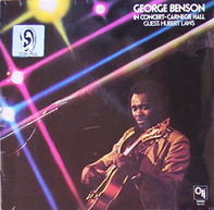 George Benson - In Concert