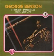 George Benson - In Concert - Carnegie Hall