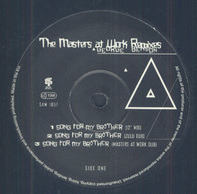George Benson - Song For My Brother / Baby I'm In Love... (The Masters At Work Remixes)