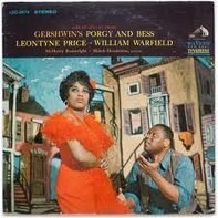 George Gershwin , Leontyne Price / William Warfield - Great Scenes from Porgy and Bess