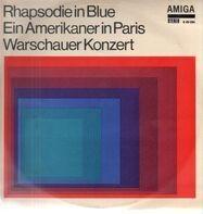 George Gershwin,Richard Addinsell - Rhapsodie in Blue, Ein Amerikaner in Paris, Warschauer Konzert