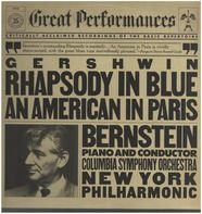 George Gershwin - Michel Legrand Et Son Orchestre - Rhapsody In Blue / An American In Paris