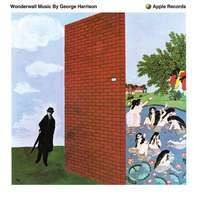 George Harrison - Wonderwall Music