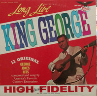 George Jones - Long Live King George