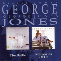George Jones - Memories Of Us / The Battle