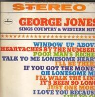 George Jones - Sings Country & Western Hits