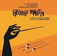 George Martin - The Film Scores And Original Orchestral Music(2lp)