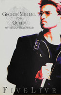 George Michael And Queen With Lisa Stansfield - Five Live