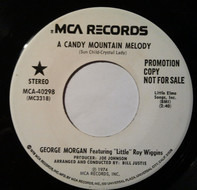 George Morgan Featuring Little Roy Wiggins - A Candy Mountain Melody