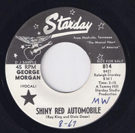 George Morgan - Shiny Red Automobile