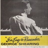 George Shearing - It's Easy To Remember