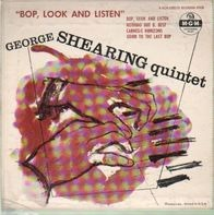 George Shearing Quintet - Bop, Look And Listen