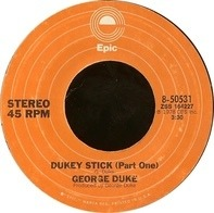 George Duke - Dukey Stick (Parts 1 & 2)