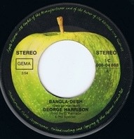 George Harrison - Bangladesh / Deep Blue