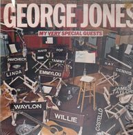 George Jones - My Very Special Guests