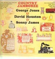 George Jones, David Houston, Sonny James - Country Jamboree With George Jones & David Houston & Sonny James