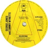 George Jones & Tammy Wynette - Golden Ring