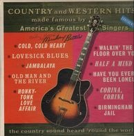 George McCormick, Rusty Adams - Country And Western Hits