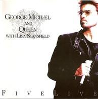 George Michael,Queen - Five Live