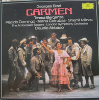 Georges Bizet / Marilyn Horne / James McCracken / Leonard Bernstein / The Metropolitan Opera Orches - Carmen