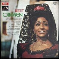 Georges Bizet - Carmen (Rafael Frühbeck De Burgos)