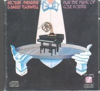 George Shearing & Barry Tuckwell ‎ - Play The Music Of Cole