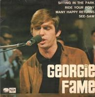 Georgie Fame - Sitting In The Park / Many Happy Returns