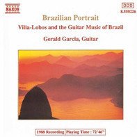 Gerald Garcia - Brazilian Portrait - Villa-Lobos And The Guitar Music Of Brazil