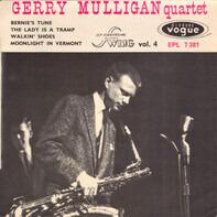 Gerry Mulligan Quartet - 20ᵉ Anniversaire Des Disques Swing Vol. 4