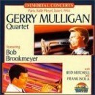 Gerry Mulligan Quartet - Gerry Mulligan Quartet - Immortal Concerts