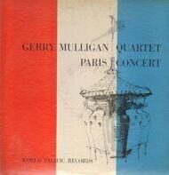 Gerry Mulligan Quartet - Paris Concert