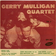 Gerry Mulligan Quartet - Vol 3