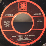 Gerry & The Pacemakers - Ferry Across The Mersey / I Like It