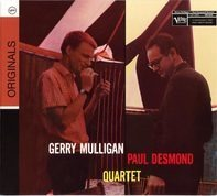 Gerry Mulligan & Paul Desmond Quartet - Gerry Mulligan & Paul Desmond Quartet