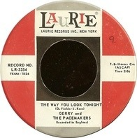 Gerry & The Pacemakers - The Way You Look Tonight / Girl On A Swing