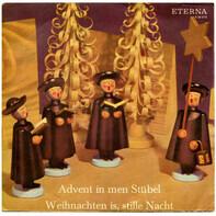 Geschwister Caldarelli , Joachim Süß - Advent In Men Stübel / Weihnachten Is, Stille Nacht