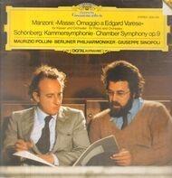 Giacomo Manzoni / Arnold Schönberg - Masse / Kammersymphonie op.9