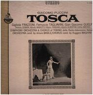 Giacomo Puccini , Gigliola Frazzoni , Ferruccio Tagliavini , Gian Giacomo Guelfi , Arturo Basile , - Tosca