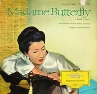 Giacomo Puccini - Anny Schlemm · Hetty Plümacher · Sándor Kónya · Kim Borg · Gerhard Unger · Dirige - Madame Butterfly